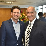 Visita do ministro-chefe da Secretaria de Governo da Presidência da República, Luiz Eduardo Ramos, a Salvador - Dezembro/2019