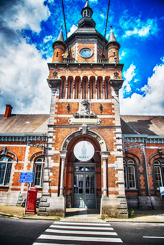 Gare-C Oudenaarde -2-