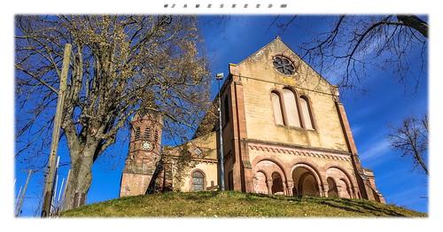 Eglise Saint-Jean-Baptiste - Buhl