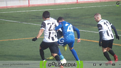 Preferente. CD Cabanes 2-3 CF San Pedro (06/12/2019), Jorge Sastriques