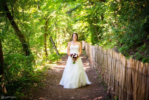 Huwelijk Steffi & Yves