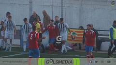Preferente. CD Castellón B 3-0 UD Vall de Uxó (06/12/2019), Jorge Sastriques