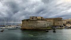 Gallipoli Cloudy