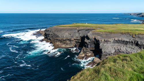 Ireland 2019 - Cliffs of Kilkee