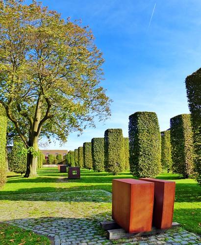 Gent - Sint-Baafsabdij site - Prettig weekend - Have a nice Weekend!