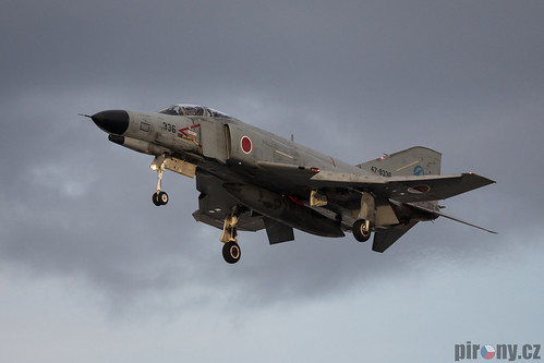 McDonnell Douglas F-4EJ Phantom II 47-8336 JASDF