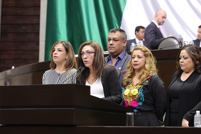 05/12/2019 Tribuna Diputada Adriana María Espinosa De Los Monteros