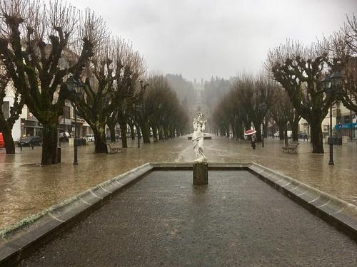 Avenida Dr. Alfredo Sousa, Lamego . Portugal