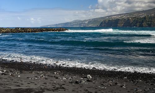 Puerto de la Cruz: Playa de Martiánez
