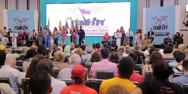 Vídeo | Congresso Internacional de Comunicadores reúne mais de 150 na Venezuela