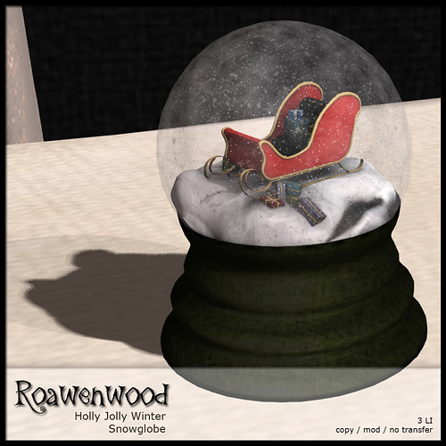 MadPea Adventure Calendar - Roawenwood!