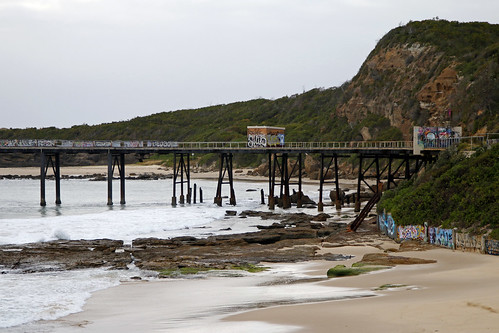 Catherine Hill Bay Pier