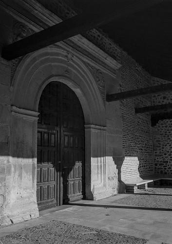 Villaseca de Uceda, iglesia del Santo Angel.