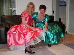 Petticoat pleasure
