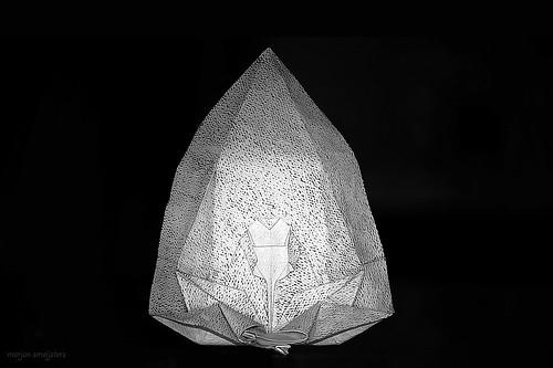 Origami Buddha (Asako Moriya)
