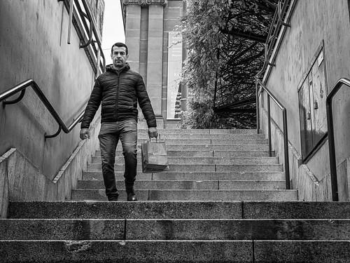 Stair man