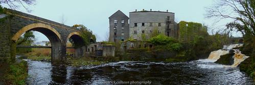 Swans corn mill