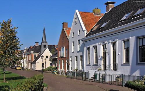 Groningen: Bad Nieuweschans, Voorstraat