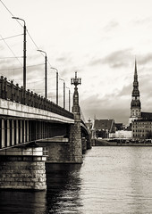 postcards from riga