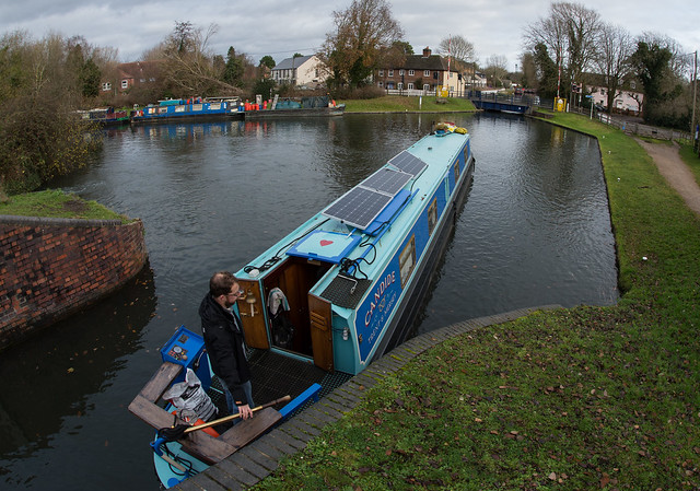 Narrow Boat, Candide.