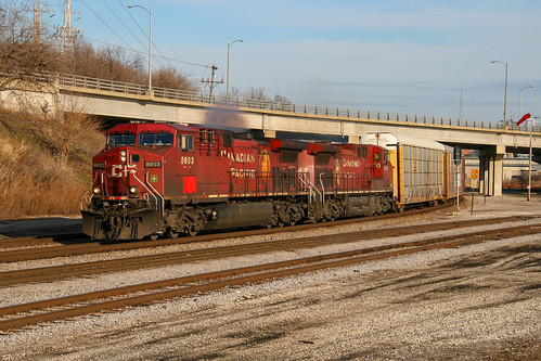 CP 199 at the Cut-Off