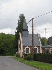 Bécordel-Bécourt: Château de Bécourt (Somme)