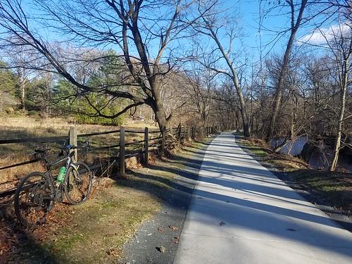 2019 Bike 180: Day 188 - Paved