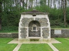 Bécordel-Bécourt: Bécourt Military Cemetery (Somme)