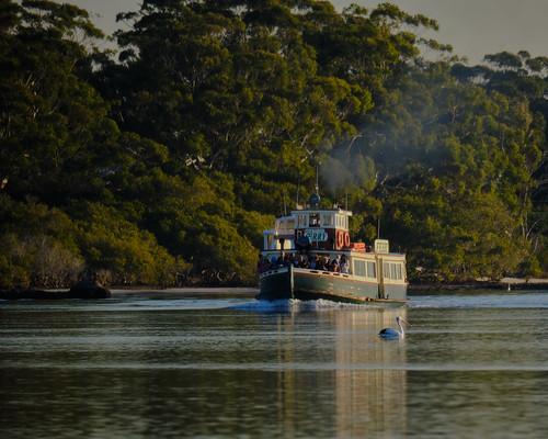 Wallamba Ferry