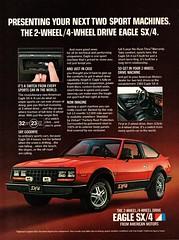 1982 American Motors Eagle SX/4
