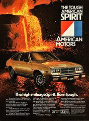 1982 AMC Spirit Liftback