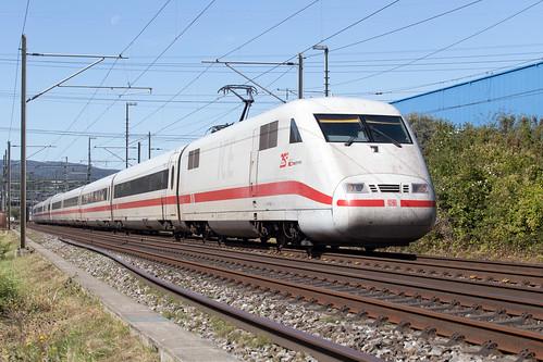 DB ICE 401 586 Itingen (CH)