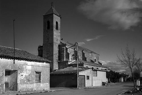 Casa de Uceda, iglesia de San Bartolomé.