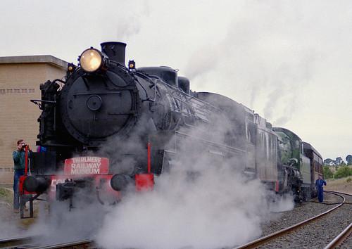Steamy Robertson