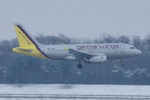 D-AGWF (cn 3172)Airbus A319-132 Germanwings