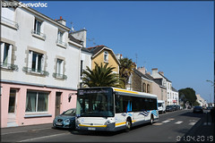 Heuliez Bus GX 337 – RD Lorient Agglomération (RATP Dev)  / CTRL (Compagnie de Transport de la Région Lorientaise) n°439 - Photo of Locmiquélic