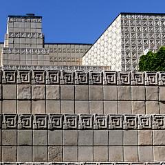 Ennis House, Los Angeles, USA