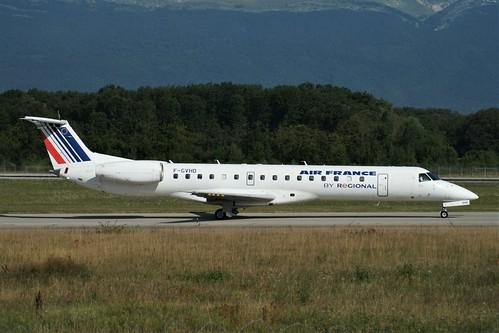 Air France by Regional