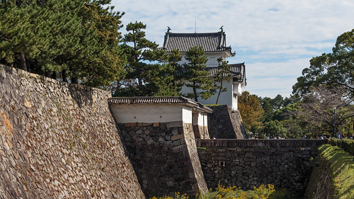 Nagoya Castle - Second Front Gate