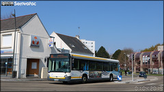 Heuliez Bus GX 327 – RD Lorient Agglomération (RATP Dev)  / CTRL (Compagnie de Transport de la Région Lorientaise) n°391