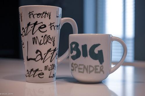 Coffee Splurge!!