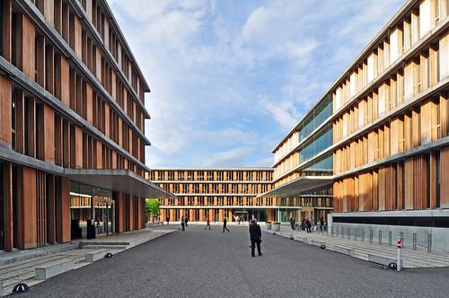 Uvek Verwaltungszentrum, Ittegen