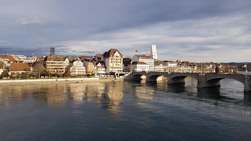 Back again in Basel Stadt 😁