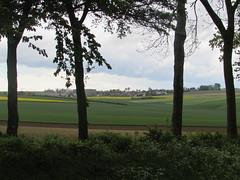 Bécordel-Bécourt: Rue de Bécourt (Somme)