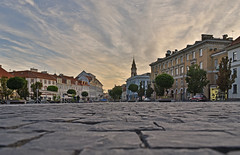 Lithuania - Vilnius - Town Hall Square