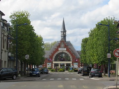 Albert: Gare d'Albert (Somme) - Photo of Méricourt-sur-Somme