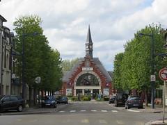 Albert: Gare d'Albert (Somme)