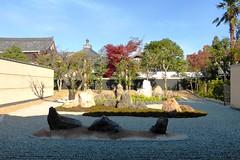 Ikka-in, Hofutsu-sekitei (Northern Garden) -1 (December 2019)