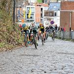 Cyclocross aspiranten 12 j Overijse 7-12-2019