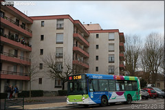 Heuliez Bus GX 137 – Senonais Mobilités (Transdev) / Intercom